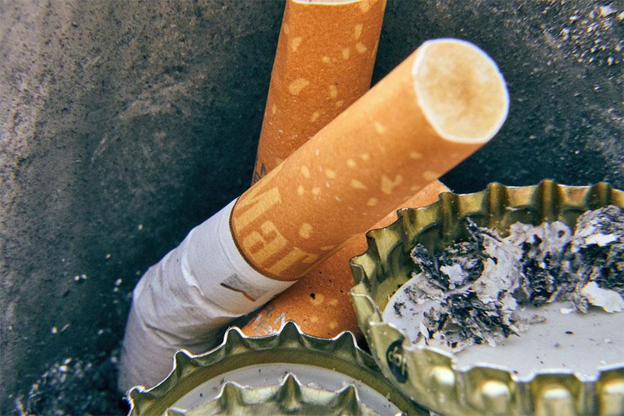 Detox-Zigarette