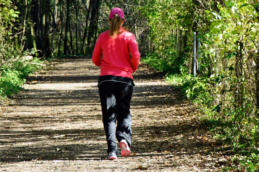 Gewicht-laufen