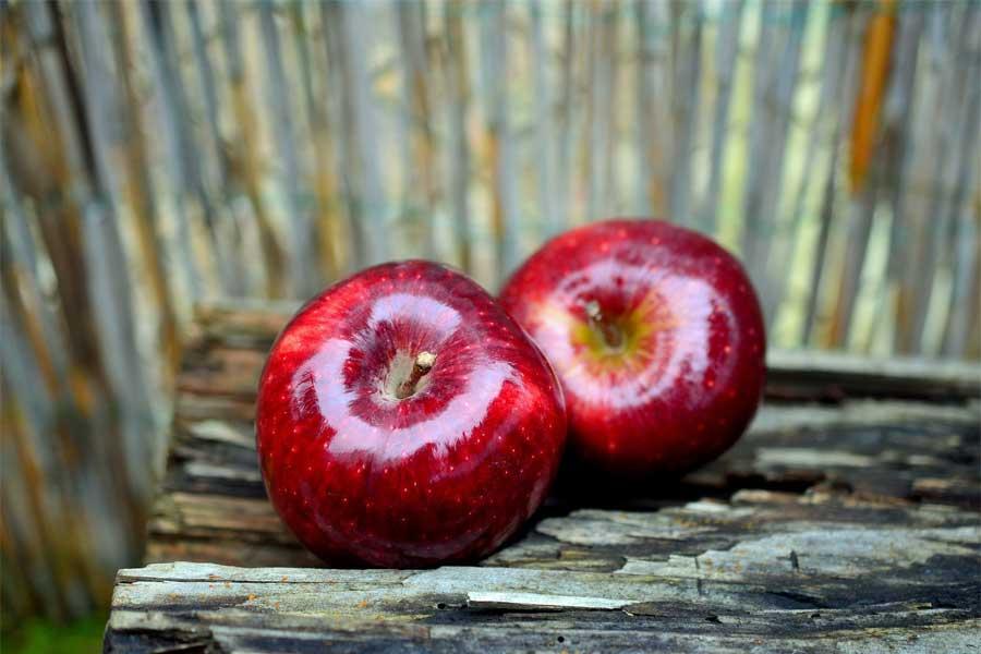 Mikro-Apfel